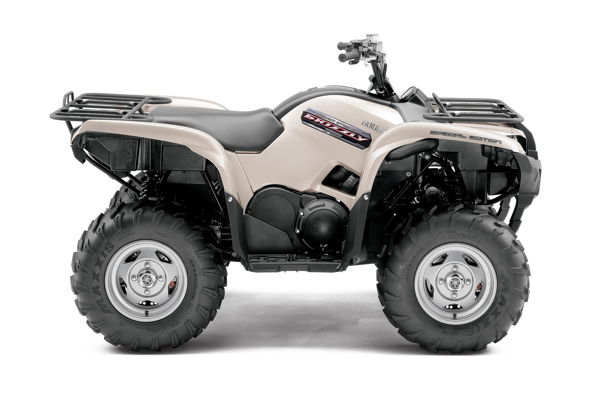 YAMAHA Grizzly 700 FI Automatic 4x4 EPS Special Edition Photo Gallery