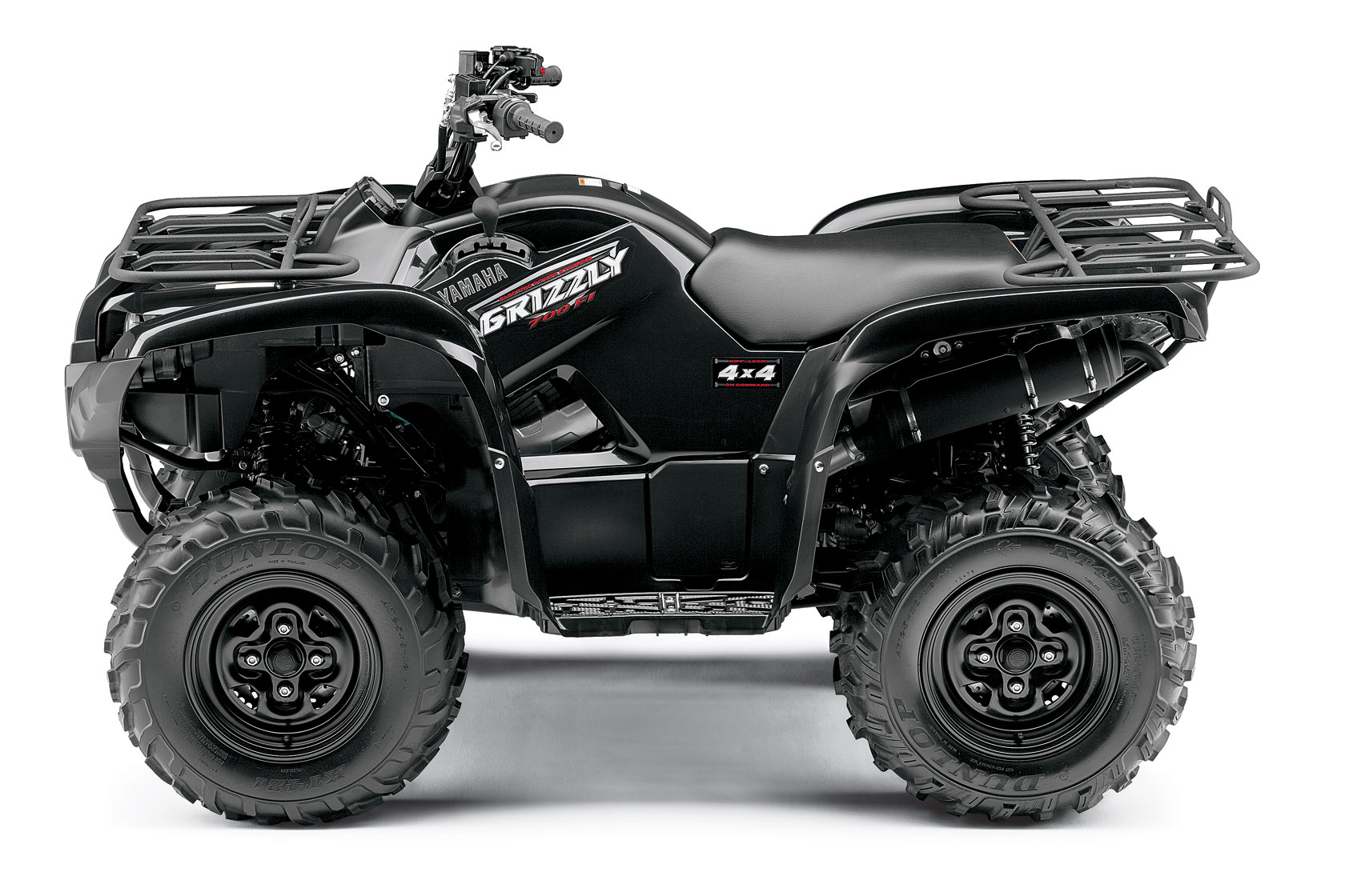yamaha grizzly 700 fi eps specs 2008 2009 autoevolution. Black Bedroom Furniture Sets. Home Design Ideas