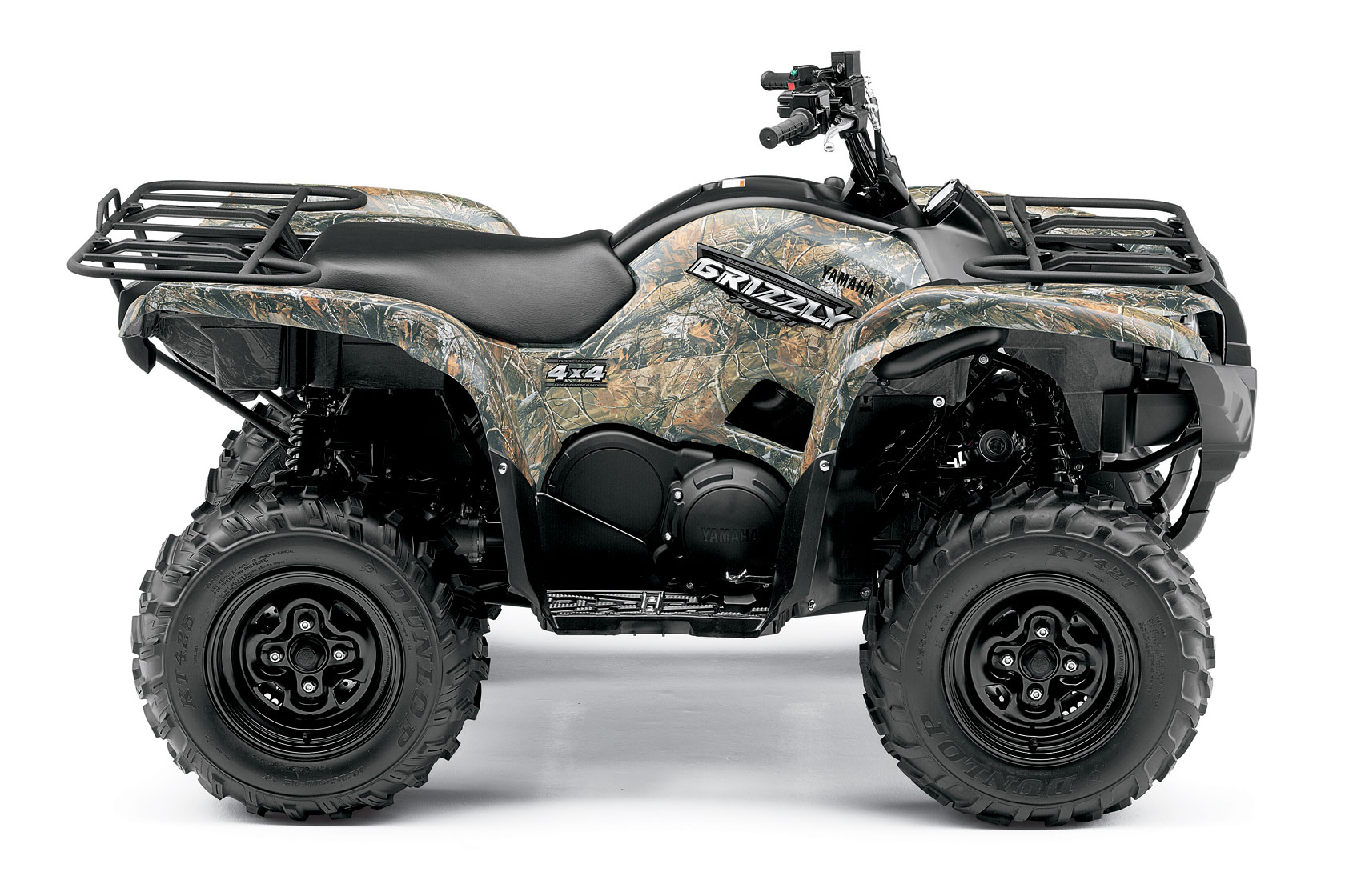 Yamaha grizzly 700 fi eps ducks unlimited specs 2008 for 2018 yamaha grizzly 700 specs