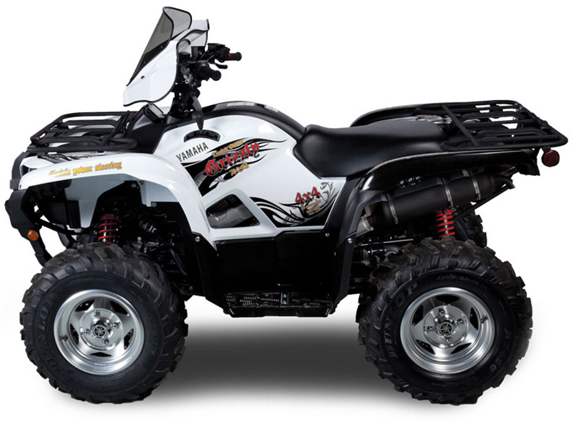 yamaha grizzly 700 fi eps le specs 2009 2010. Black Bedroom Furniture Sets. Home Design Ideas