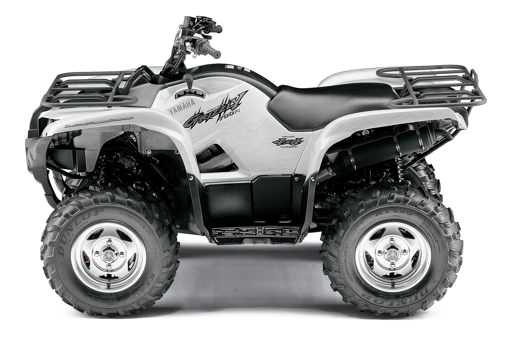 YAMAHA Grizzly 700 FI EPS Special Edition specs - 2009 ...
