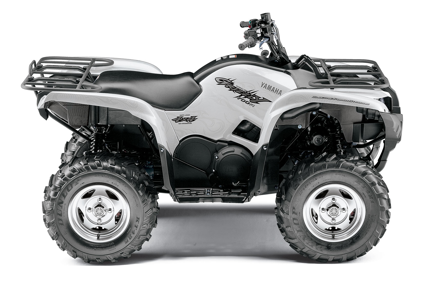 Yamaha Grizzly 700 Fi Eps Special Edition Specs 2009