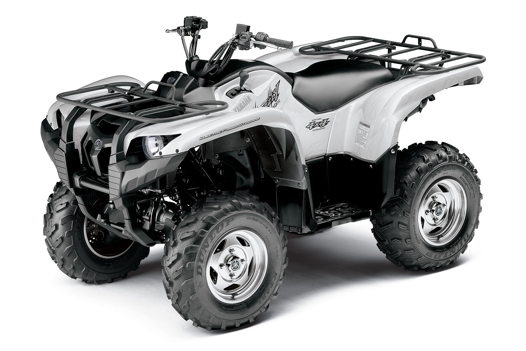 Yamaha Grizzly  Limited Edition Specs