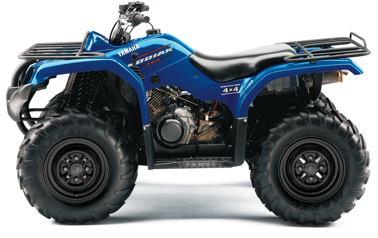 yamaha kodiak 350 4x4 specs 2010 2011 autoevolution. Black Bedroom Furniture Sets. Home Design Ideas
