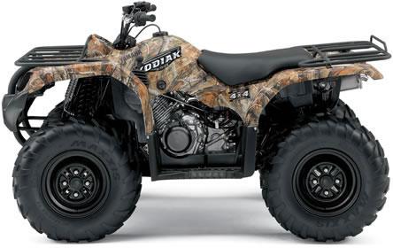 Yamaha Kodiack