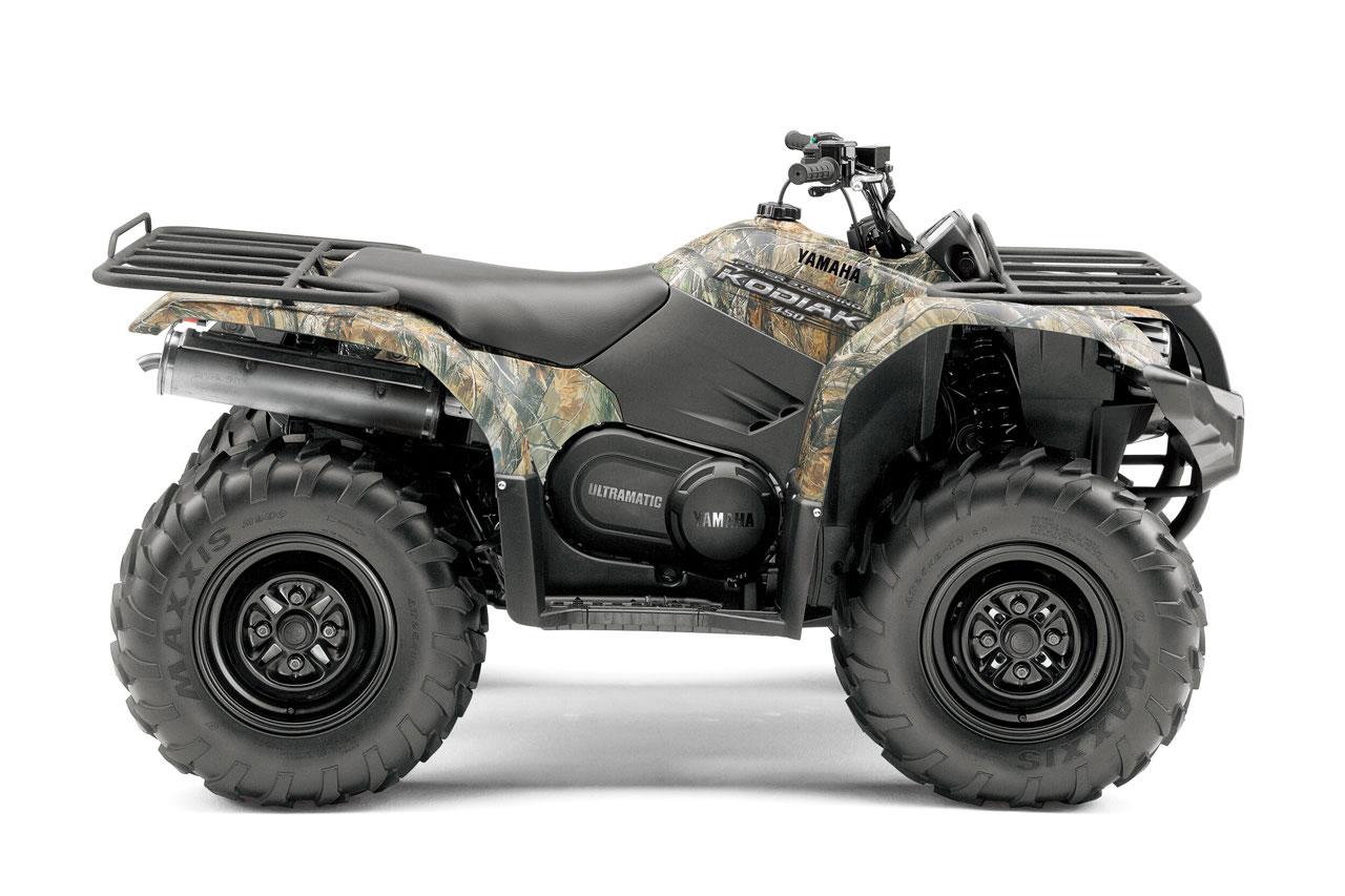 Yamaha Grizzly 450 >> YAMAHA Kodiak 450 4x4 EPS specs - 2010, 2011 - autoevolution