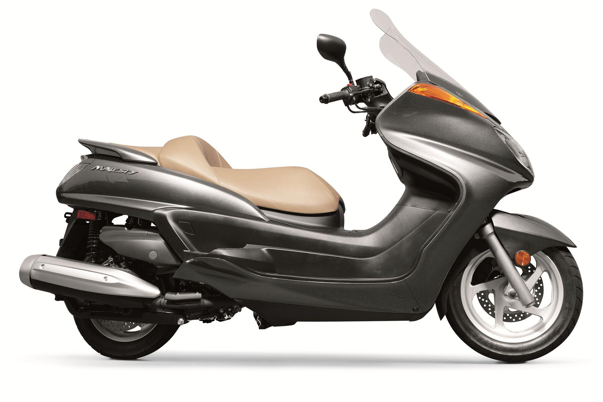 Yamaha Majesty Specs 2004 2005 2006 2007 2008 2009