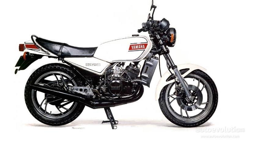 Yamaha Rz 250 Specs 1980 1981 1982 1983 1984 1985