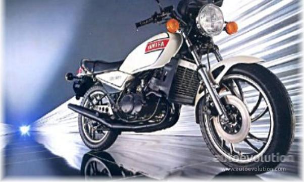 YAMAHA RZ 250R specs - 1984, 1985, 1986, 1987, 1988