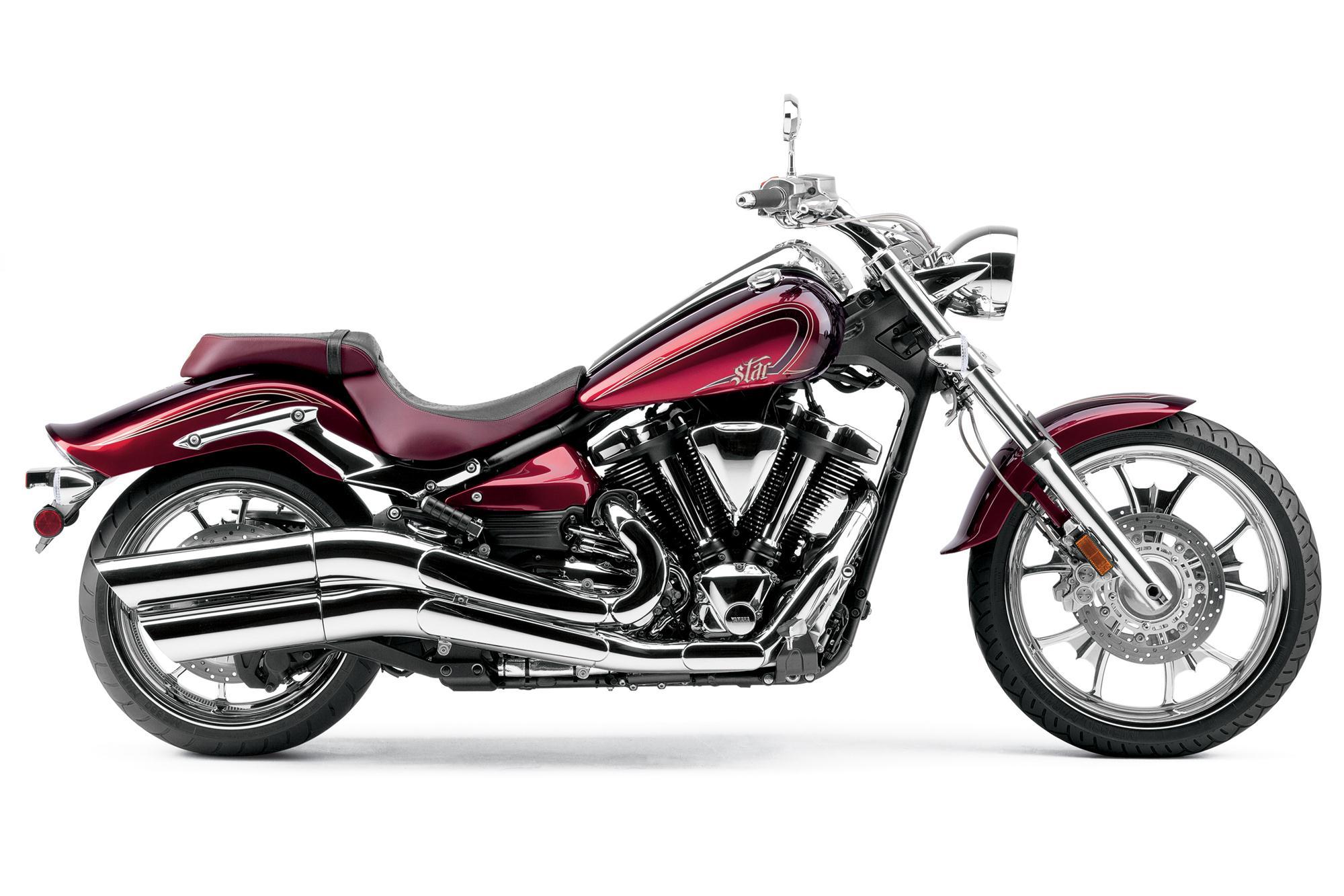 Yamaha Raider Horsepower