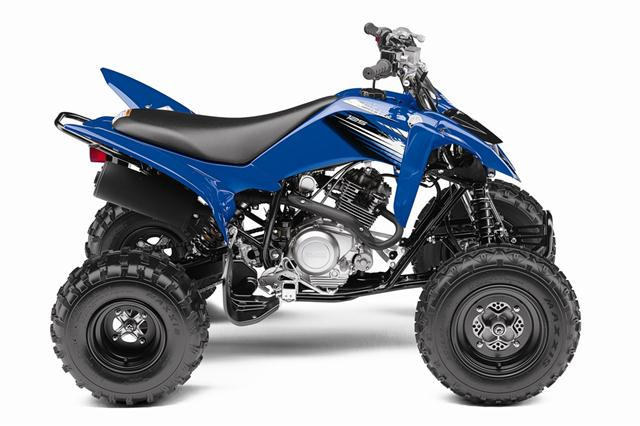 Yamaha Warrior Quad Bike