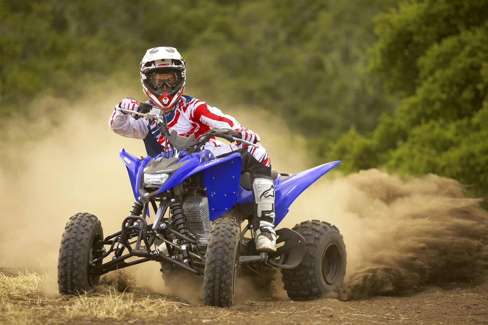 Yamaha  Raptor Manual