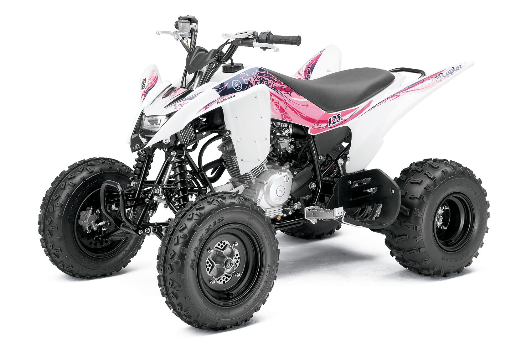 yamaha raptor 125 specs 2010 2011 autoevolution. Black Bedroom Furniture Sets. Home Design Ideas