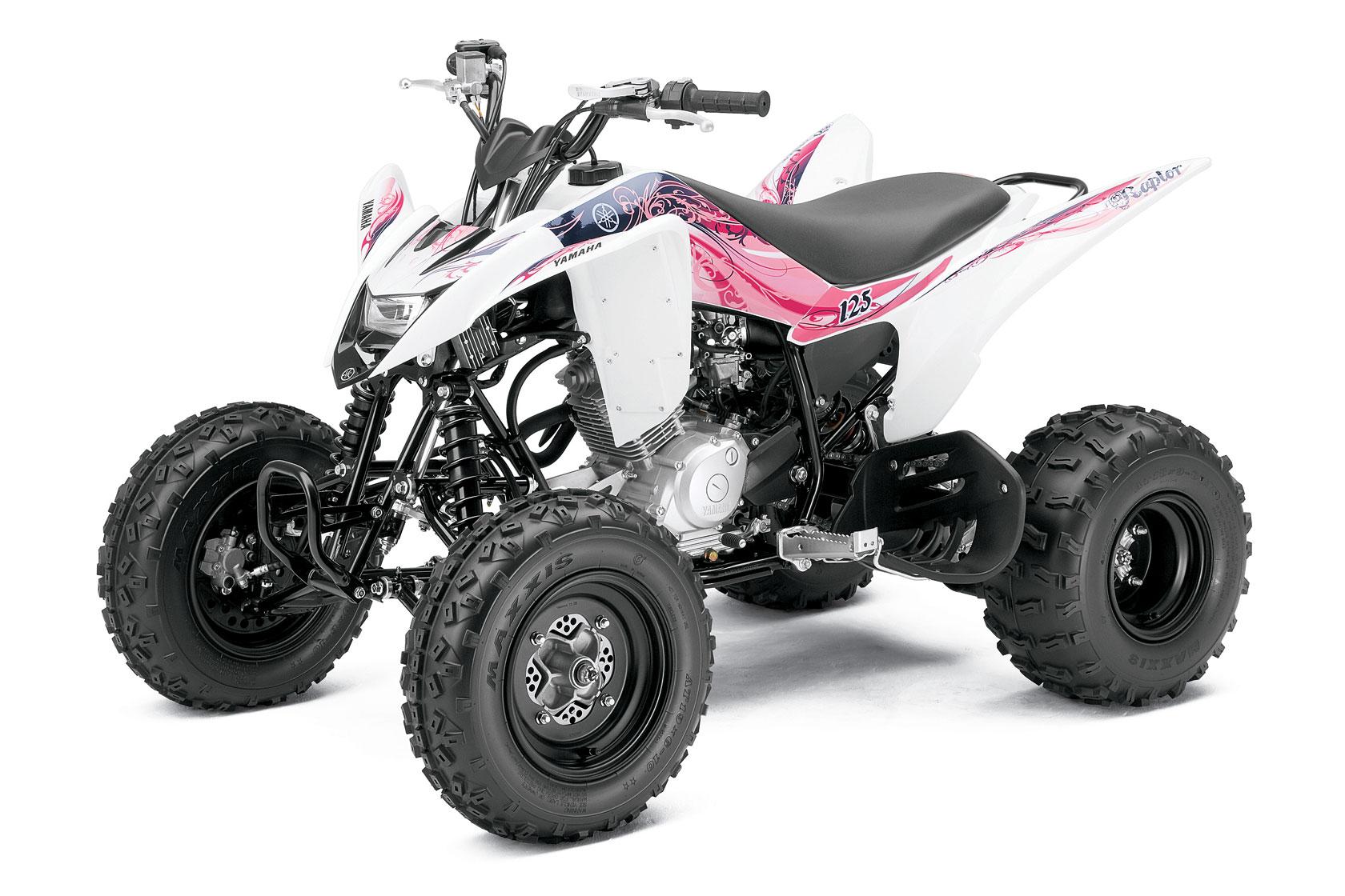 Yamaha Moto  Atv Manual
