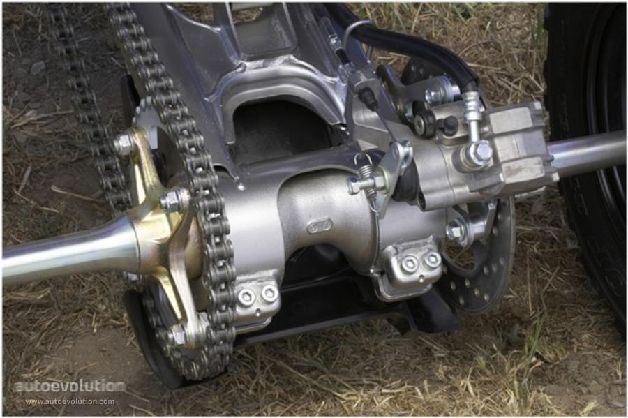 Yamaha Raptor 250 Specs