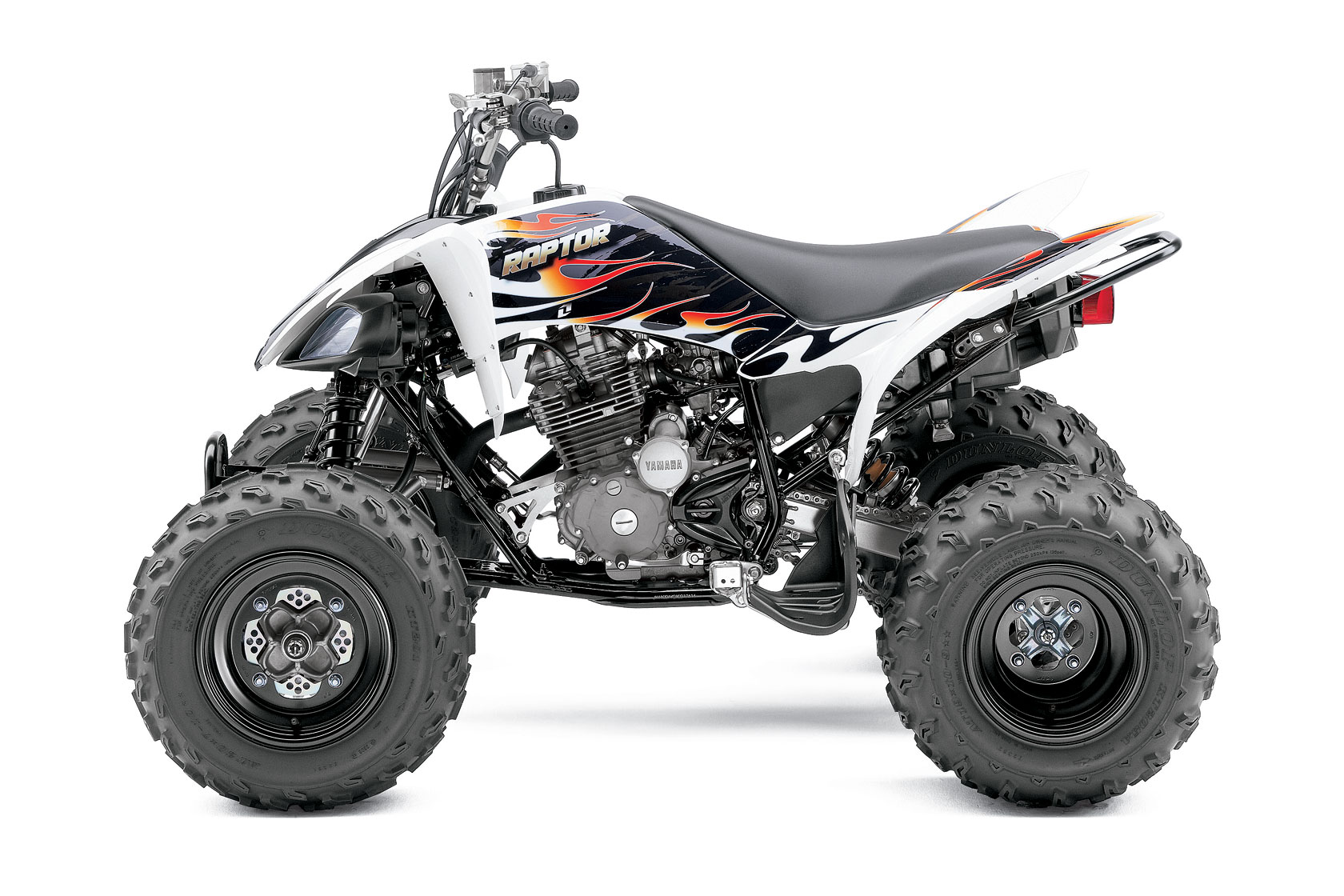 Yamaha Raptor 250 - 2009  2010