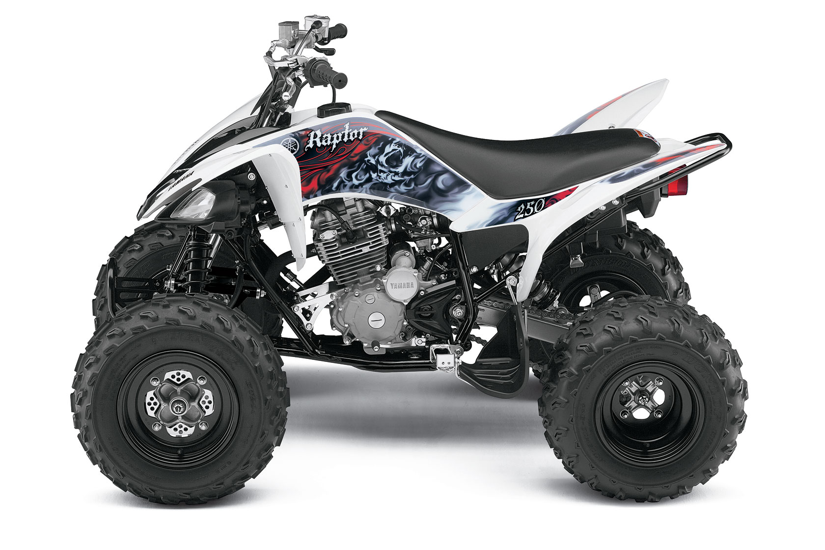 Yamaha Raptor 250 Specs - 2010  2011