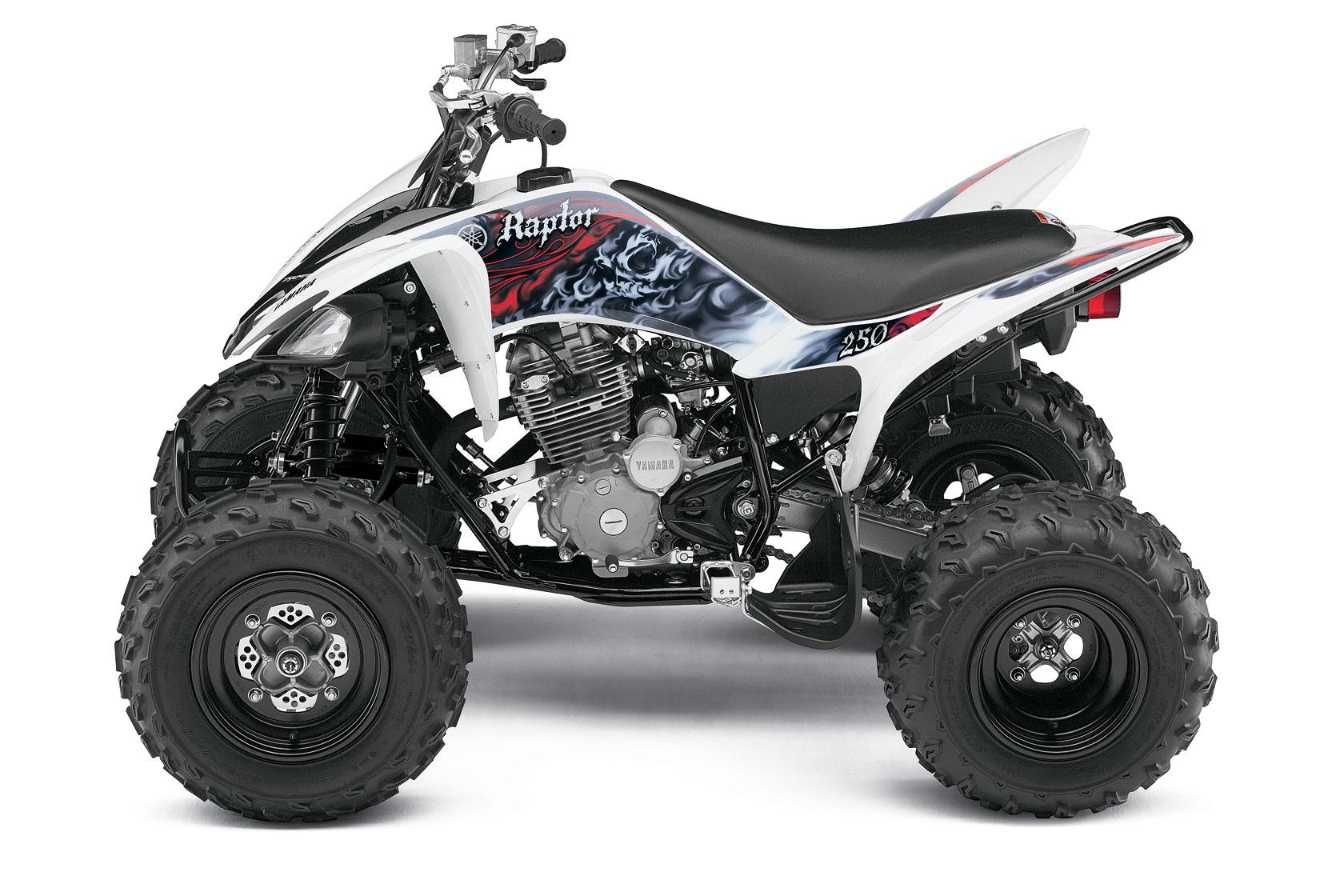 Yamaha Raptor  Oil Specs