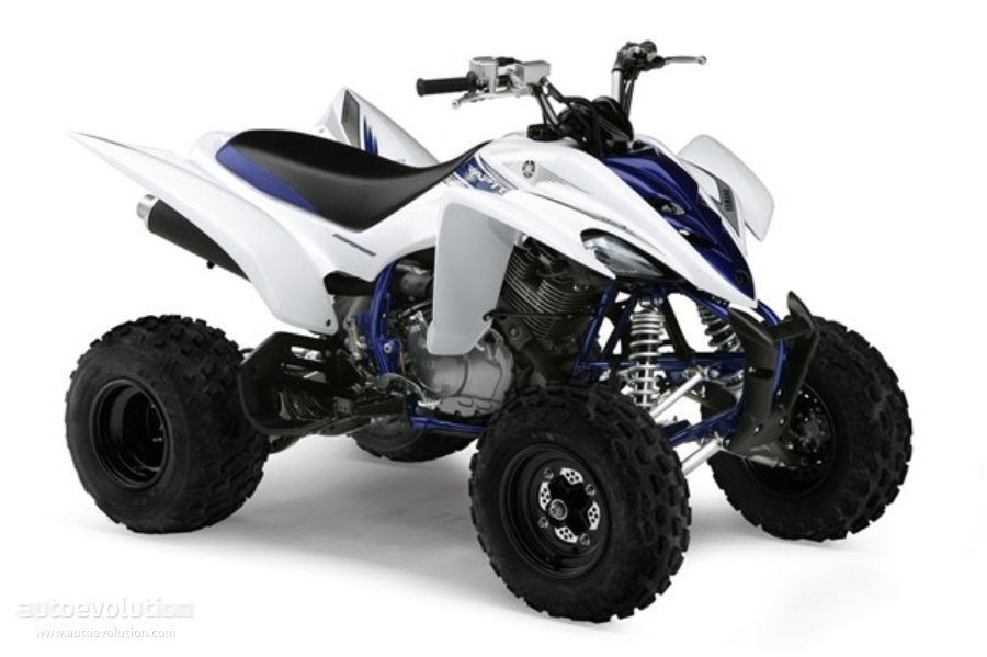 Yamaha Raptor  Horsepower