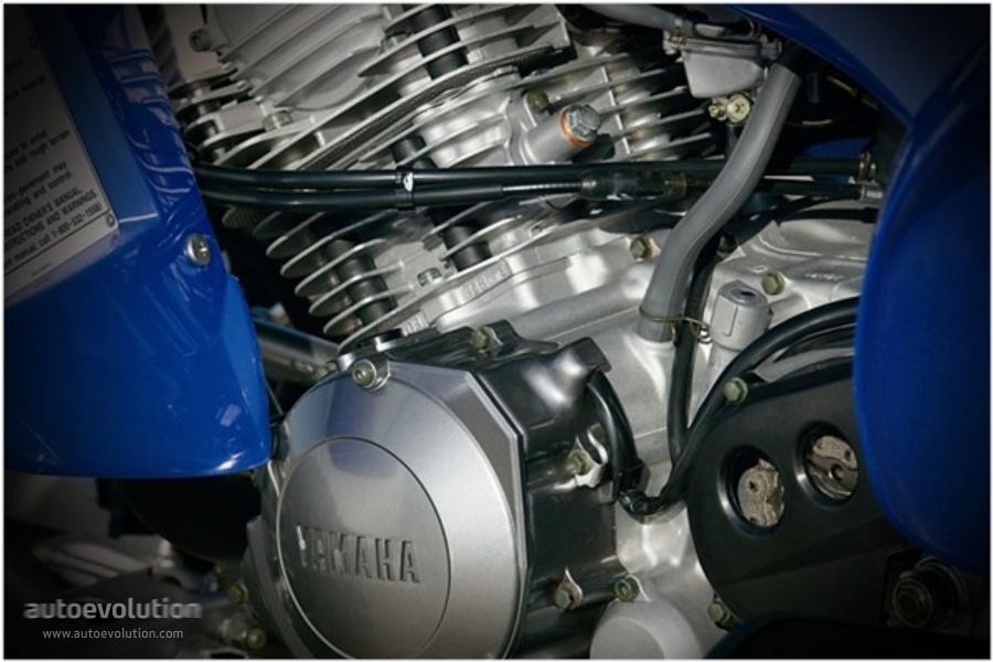 Yamaha Raptor  Compression
