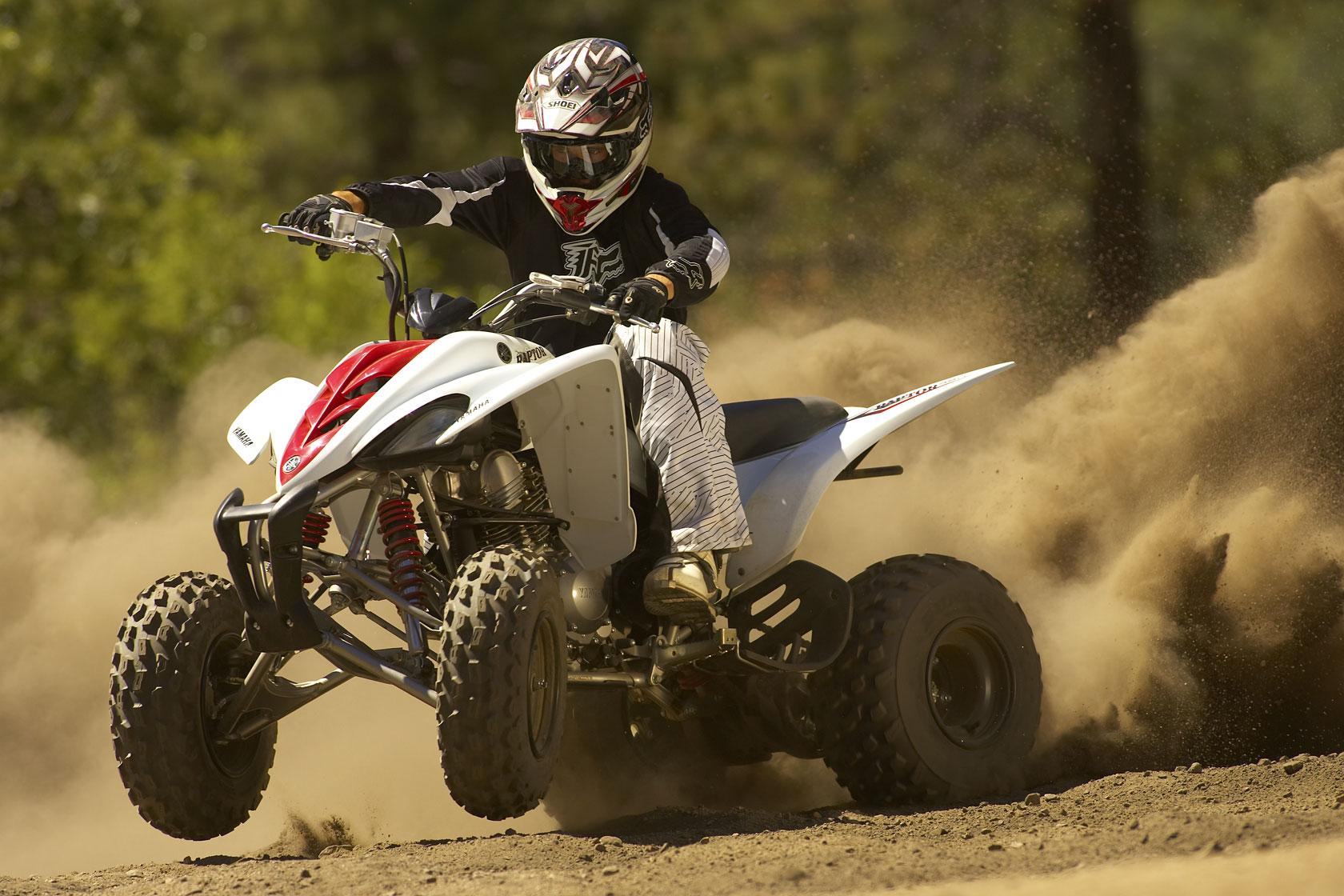 Yamaha Raptor 350 Specs 2009 2010 Autoevolution