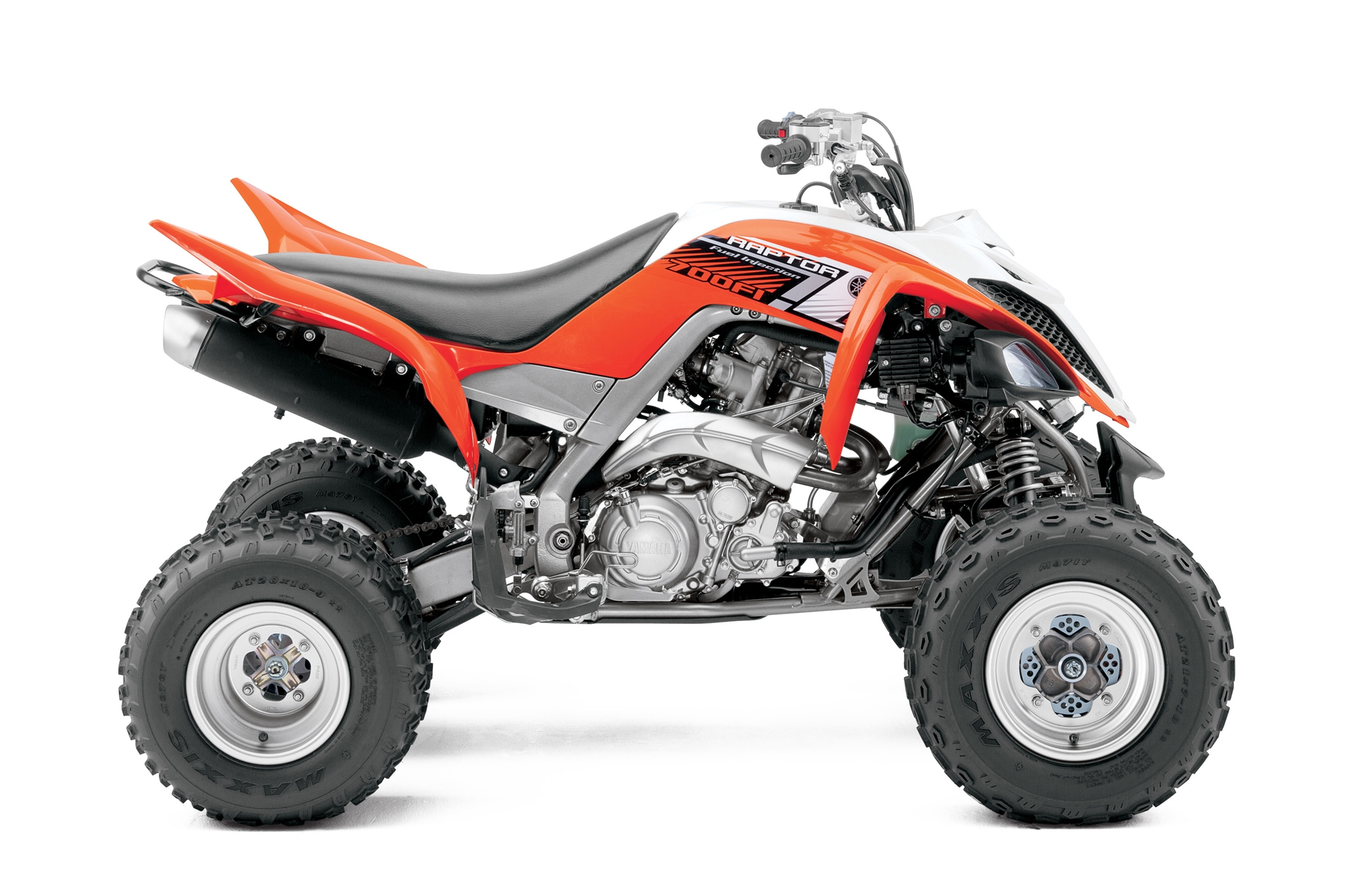 yamaha raptor 700 specs 2013 2014 autoevolution. Black Bedroom Furniture Sets. Home Design Ideas