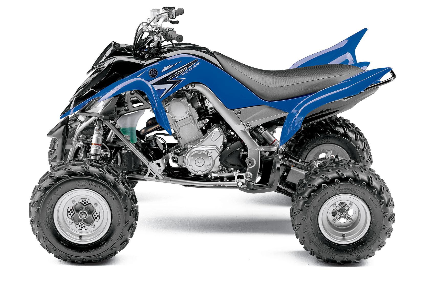 Yamaha Raptor 700r Specs 2010 2011 Autoevolution