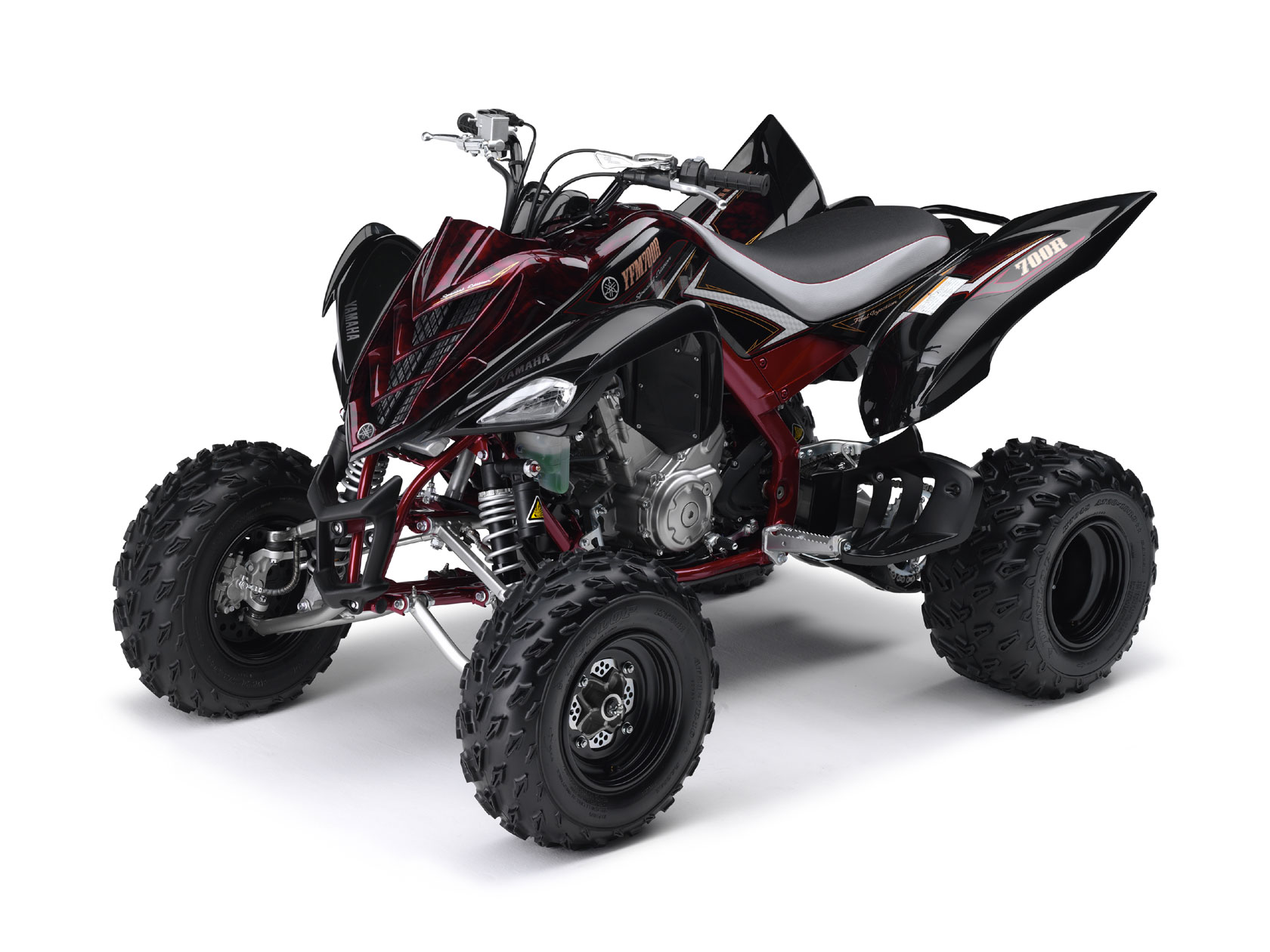 yamaha raptor 700r se specs 2008 2009 autoevolution. Black Bedroom Furniture Sets. Home Design Ideas