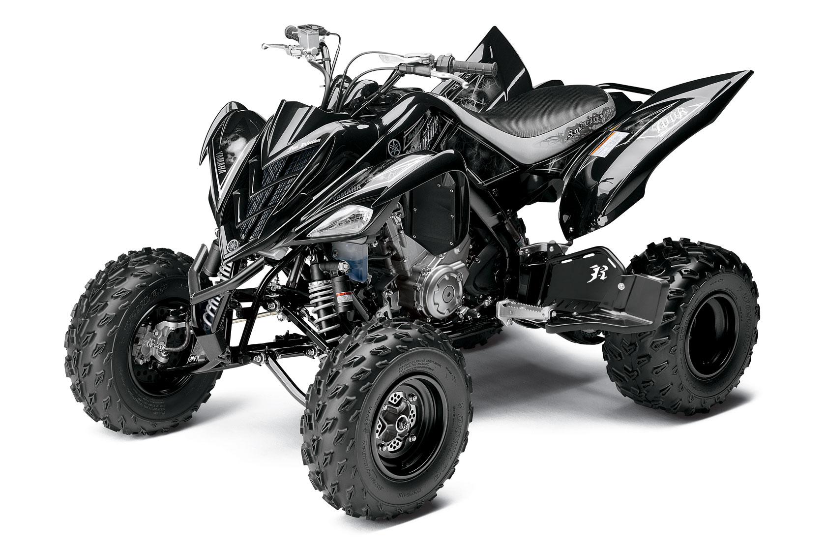 YAMAHA Raptor 700R SE specs - 2010, 2011 - autoevolution