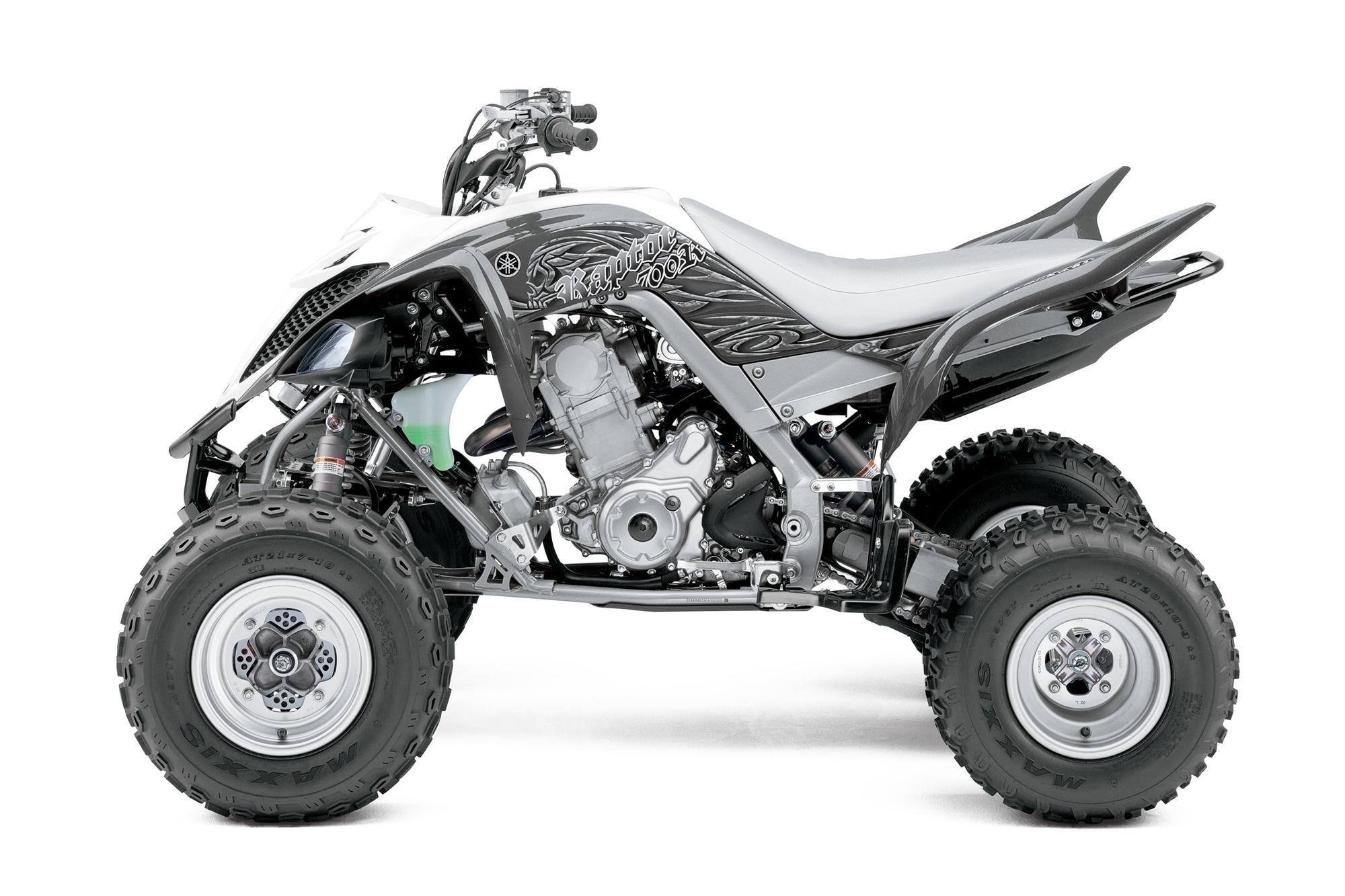 Yamaha Raptor R Accessories