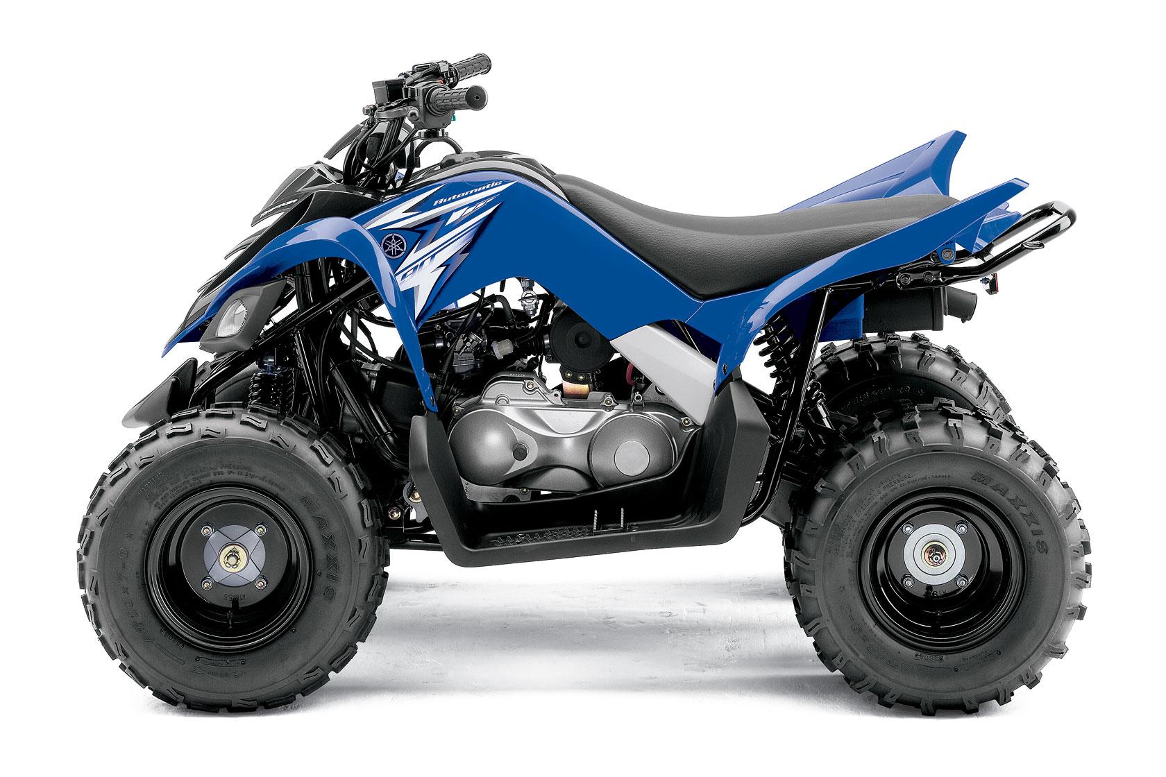 Yamaha Raptor 90 Specs 2010 2011 Autoevolution