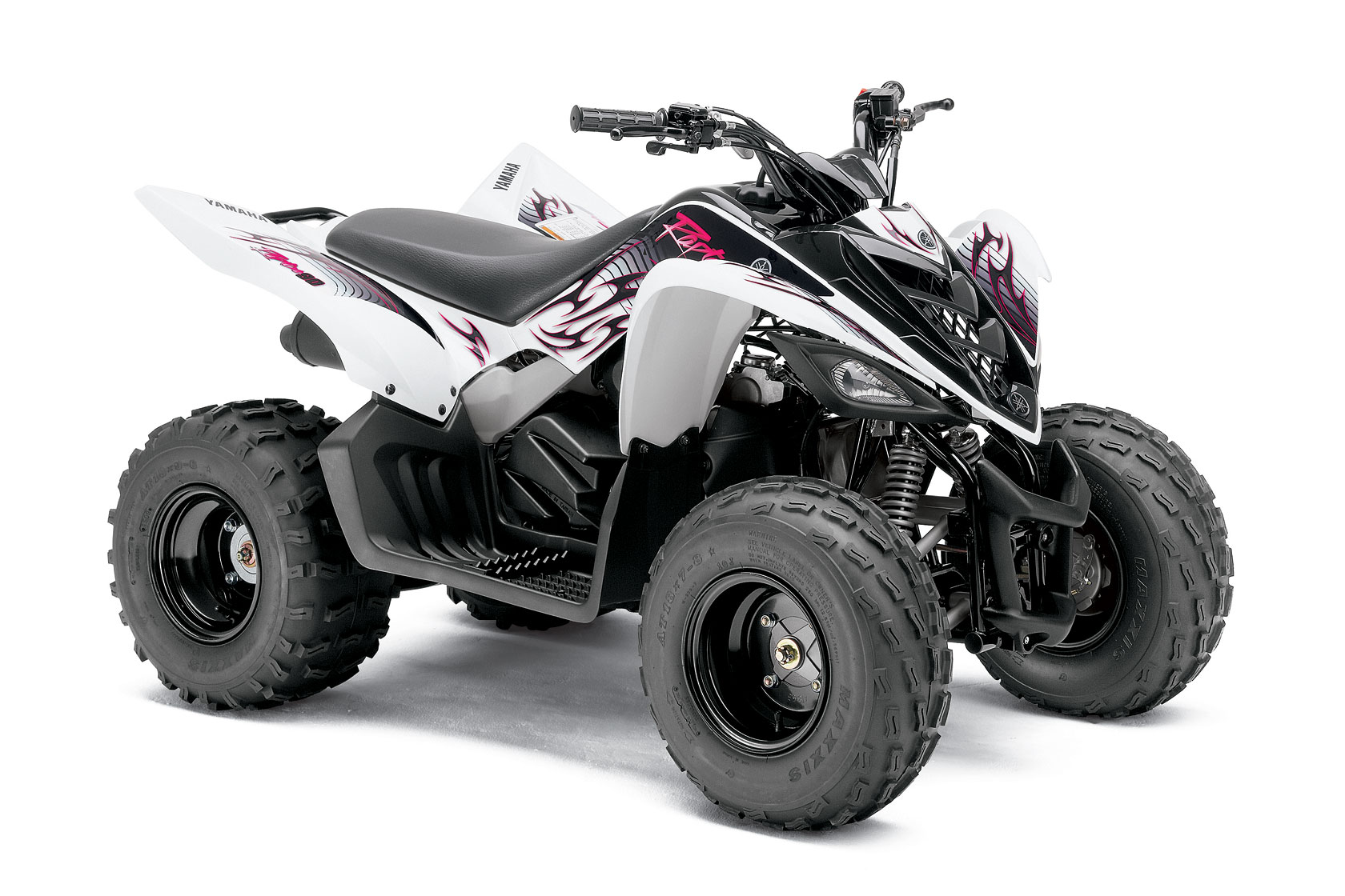 yamaha raptor 90 yfm90 specs 2009 2010 autoevolution. Black Bedroom Furniture Sets. Home Design Ideas
