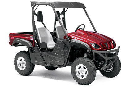 YAMAHA Rhino 700 FI 4x4 Special Edition Deluxe specs ...