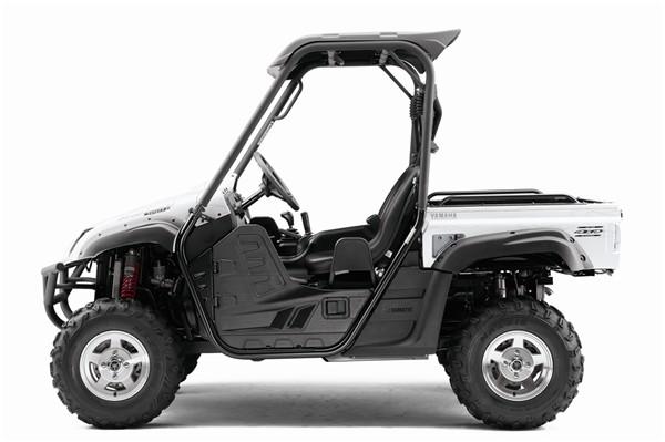 YAMAHA Rhino 700 FI Auto. 4x4 Sport Edition specs - 2010 ...