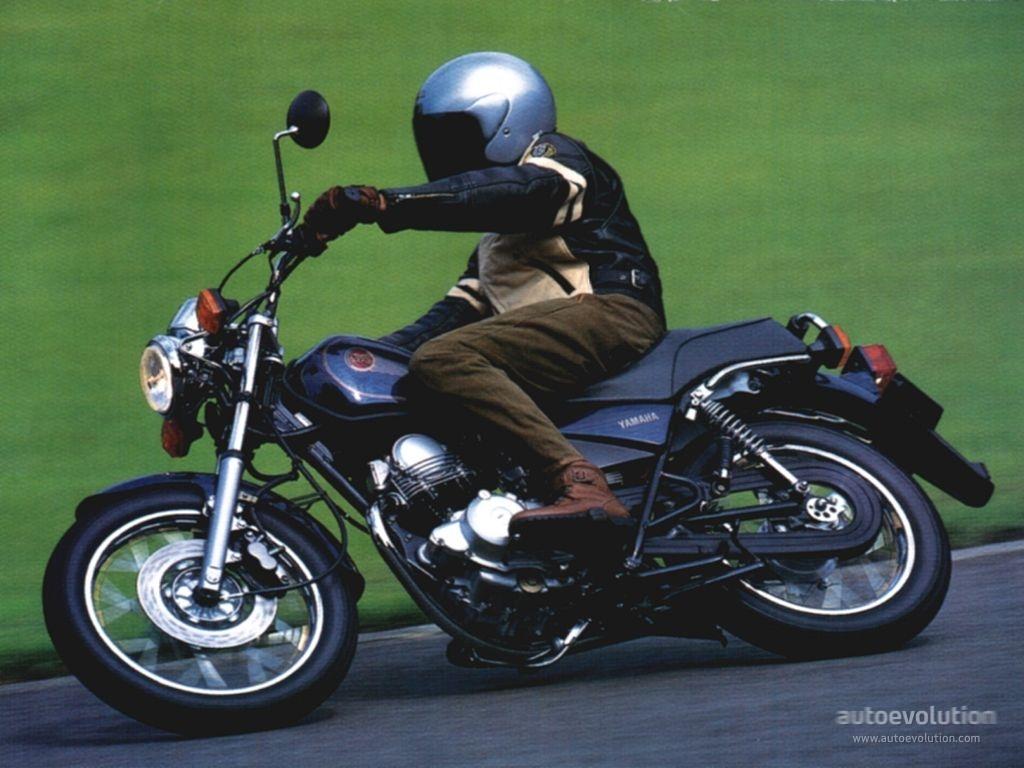 YAMAHA SR 125 (1989 - 2003) ...
