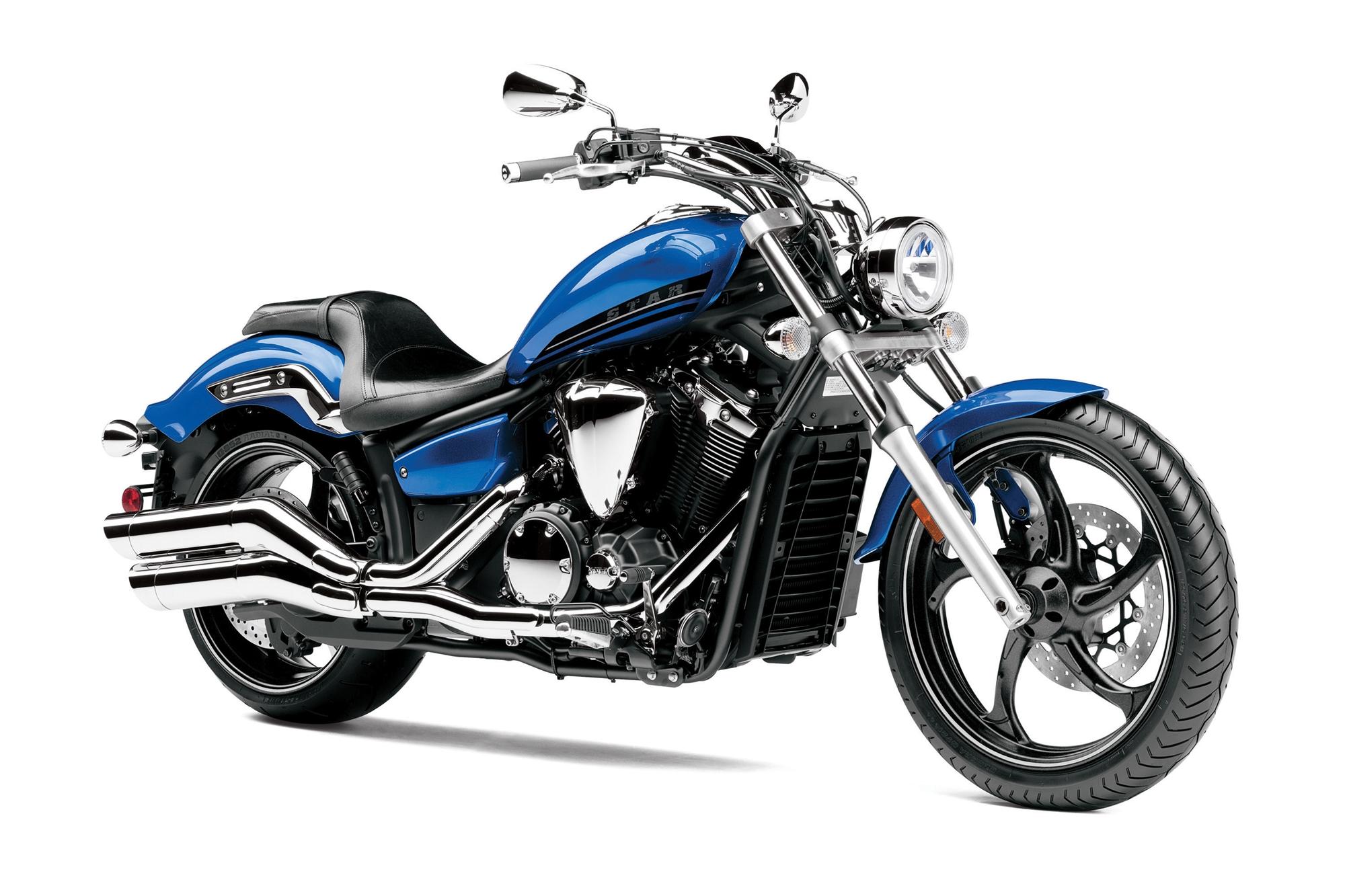 Yamaha stryker 2013 2014 autoevolution for 2017 yamaha stryker review