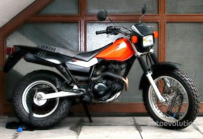 Yamaha Tw 125 1999 2000 2001 2002 2003 2004 2005