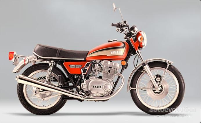 yamaha tx 500 specs 1972 1973 autoevolution