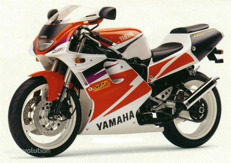 Yamaha Tzr 125 Specs Yamaha Tzr 125 1987 1993