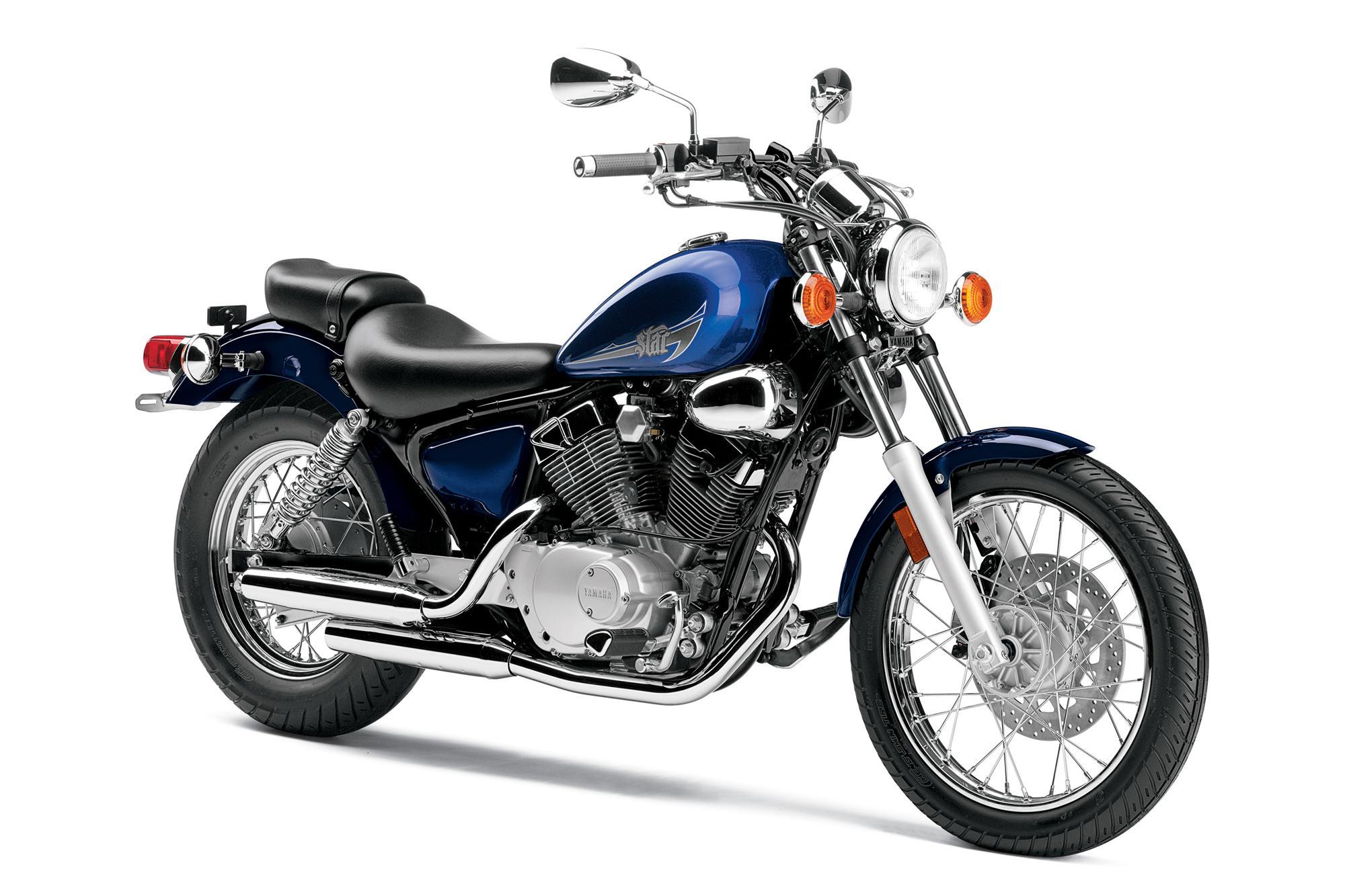 Yamaha Virago Xv Price In India