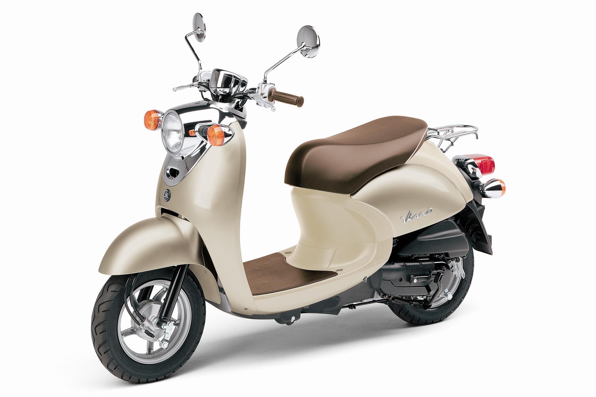 Yamaha Vino Classic