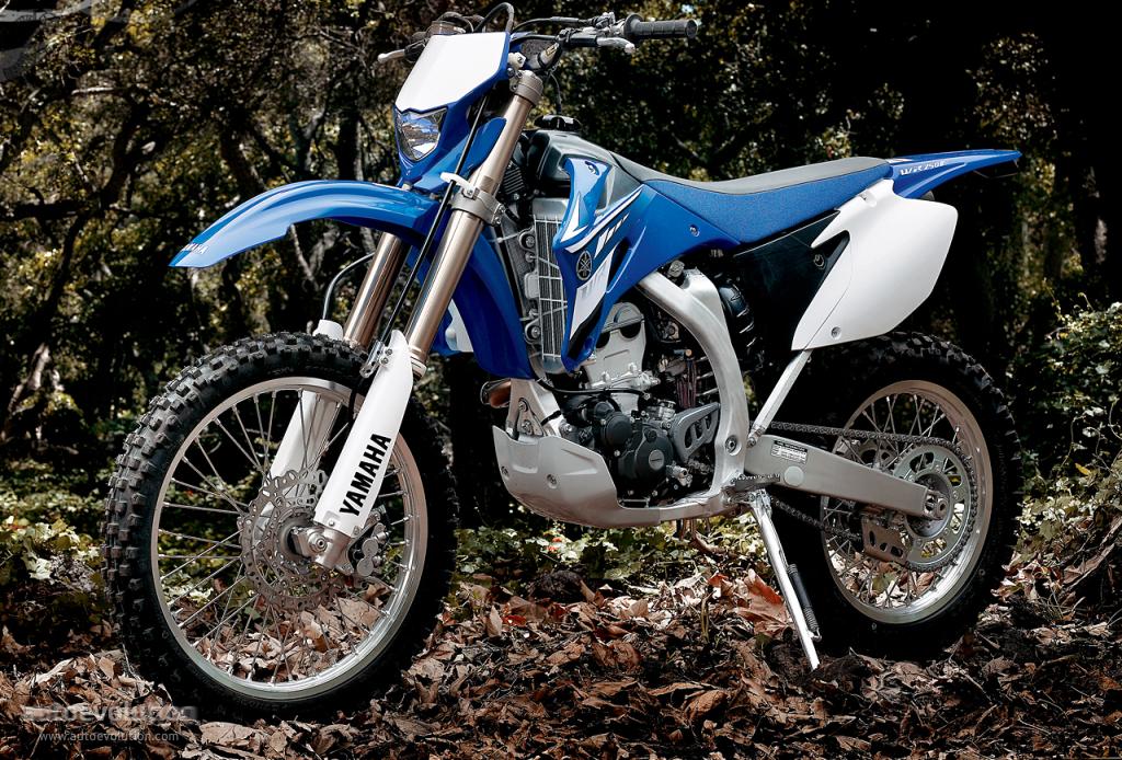 Yamaha Wr 250f 2000 2001 2002 2003 2004 2005 2006