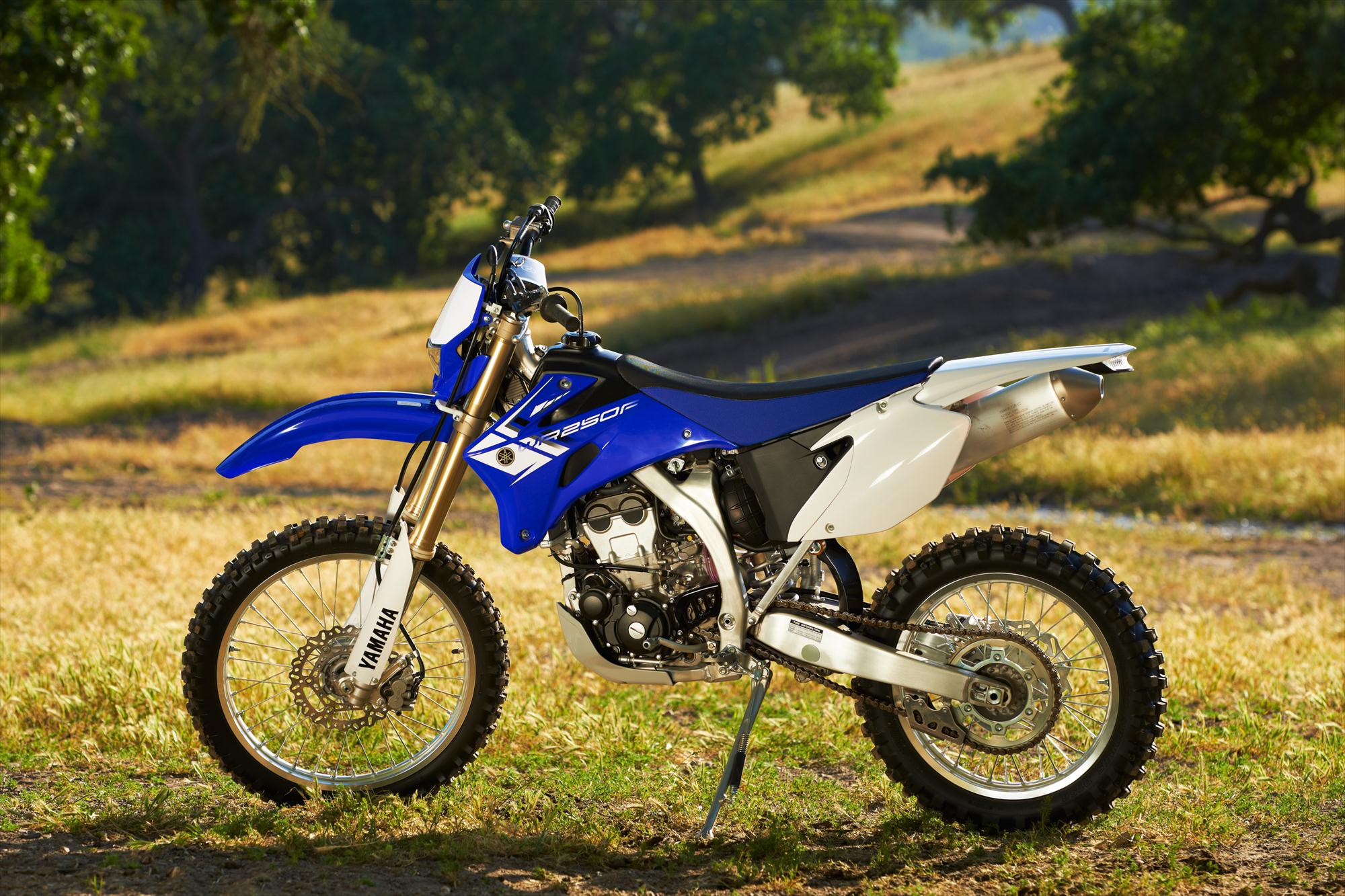 Yamaha Wrf Manual