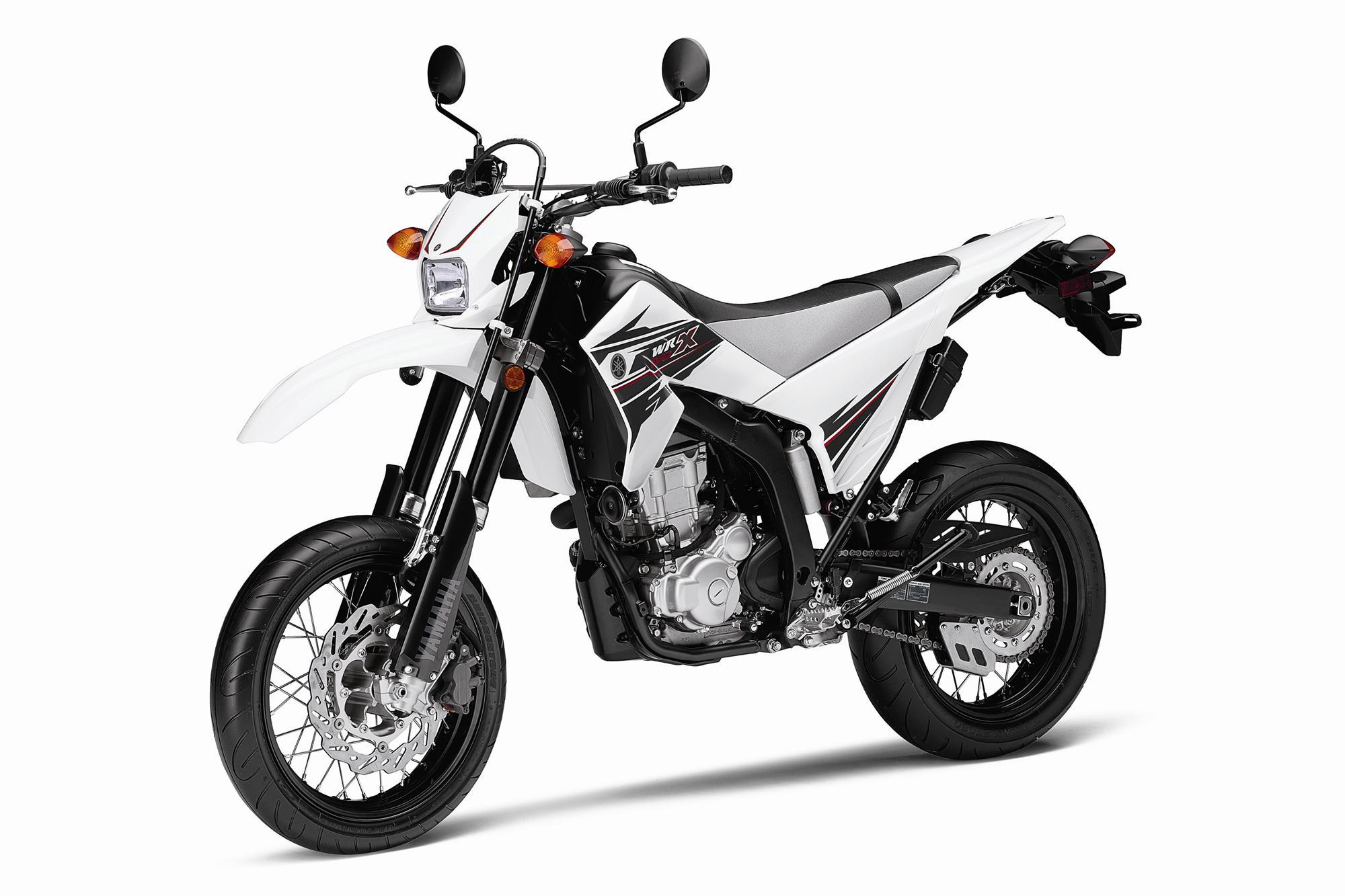 Yamaha Wrx Dual Sport