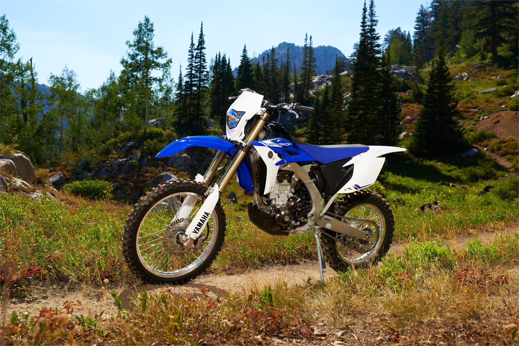 Yamaha Wrf Top Speed
