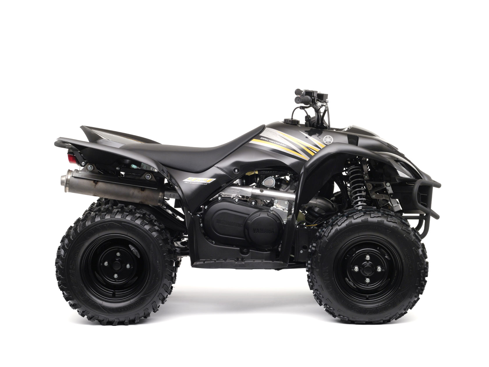 Yamaha Wolverine X Lights