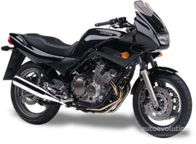 yamaha xj 600 diversion 1992 1993 1994 1995 1996. Black Bedroom Furniture Sets. Home Design Ideas