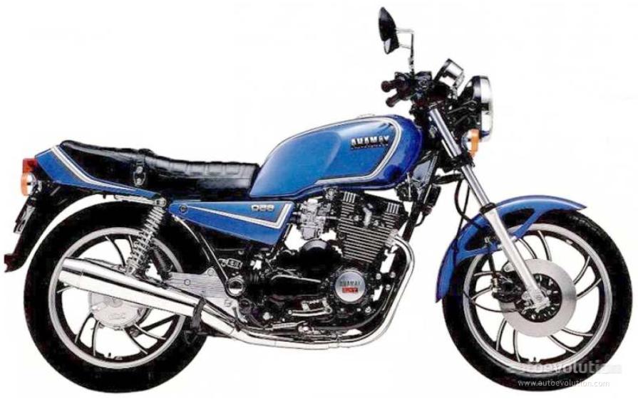 Yamaha XJ 750 Museorekisterissä 750 cm³ 1984 - Mäntsälä