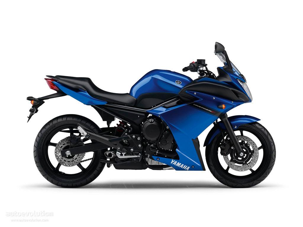 2012 Yamaha XJ6 Diversion F ABS - Moto.ZombDrive.COM