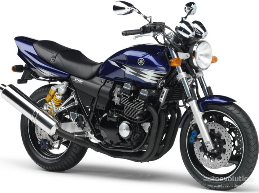 Yamaha xjr 400 r specs 1996 1997 1998 1999 2000 for Yamaha 400cc motorcycle
